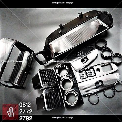stiker carbon interior mobil bandung   Call: 081227722792