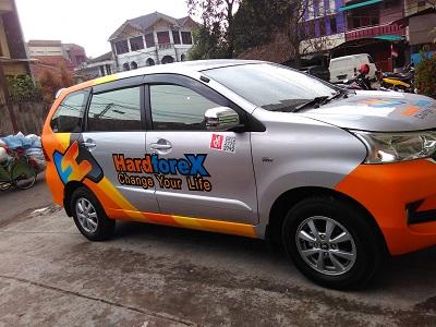 branding stiker mobil bandung | avanza hard forex |  call 081227722792