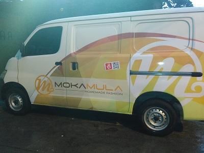 branding stiker mobil mokamula | mangele stiker | 081227722792 bandung
