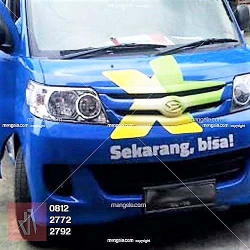 tempat stiker branding mobil terbaik di bandung | mangele 081227722792 | Branding XL