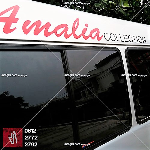 mangele tempat cutting stiker terbaik di bandung | call 081227722792 | branding amalia colection