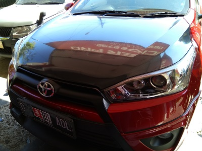 Tempat stiker carbon mobil di Bandung | mangele stiker | call 081227722792