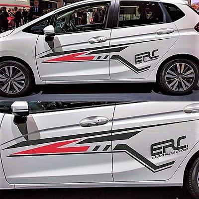stiker cutting mobil   cutting variasi ERC Konsep bandung   mangele stiker 081227722792