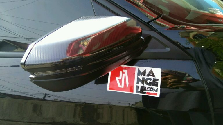 wrapping stiker mobil | honda civic spion Carbon | mangele stiker 081227722792