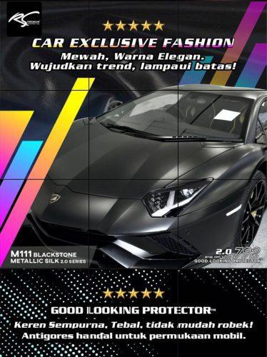Premium Wrapping Mobil Bandung